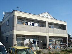 愛知県一宮市奥町字郷中江東の賃貸アパートの外観