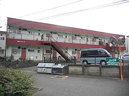 小泉ハイデンスA棟[1階]の外観