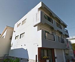愛知県名古屋市緑区潮見が丘1丁目の賃貸マンションの外観