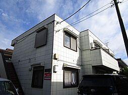 東京都練馬区大泉学園町7の賃貸アパートの外観