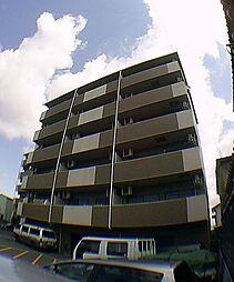 クレアール弐番館[4階]の外観