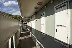 グリ−ンハウスハシモトA[2階]の外観