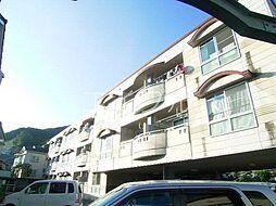 ガーデンハイツ永野[3階]の外観