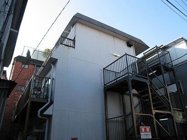 パークホーム池袋[2階]の外観