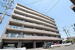 岡山県岡山市南区浜野2丁目の賃貸マンションの外観