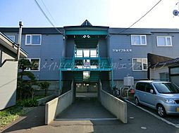 北海道札幌市北区太平二条4丁目の賃貸アパートの外観
