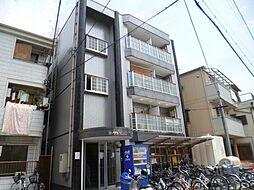 ロータリーマンション西三荘[4階]の外観