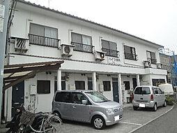 愛媛県松山市室町の賃貸アパートの外観