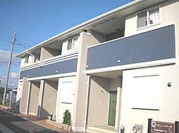 サニーパークII[2階]の外観