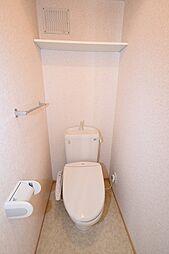 ディアコートのトイレ