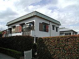 飯田ハイツ 3号棟[1階]の外観