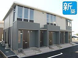 本庄市A様アパート新築[201号室号室]の外観