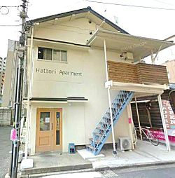 Hattori Apartment[103号室]の外観