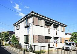 朝霞台・志木 賃貸アパート コーポ東B棟[2階]の外観