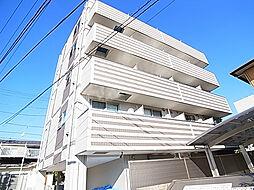 ツリーデン松戸II[2階]の外観