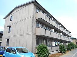 埼玉県川越市小仙波町2丁目の賃貸アパートの外観