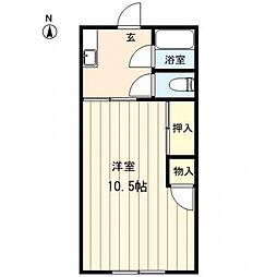石原駅 3.5万円