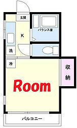 三ツ沢上町駅 3.5万円