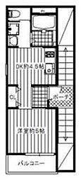 cys imazato(シーワイエスイマザト)[2階]の間取り