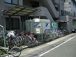 大曽根東マンション[4階]の外観