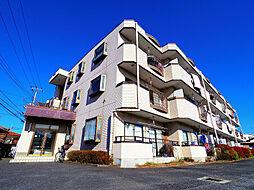 埼玉県志木市柏町5丁目の賃貸マンションの外観