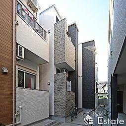 名古屋市営名港線 六番町駅 徒歩7分の賃貸アパート