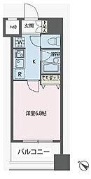 ドゥーエ新川[12階]の間取り