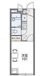 昭和[2階]の間取り