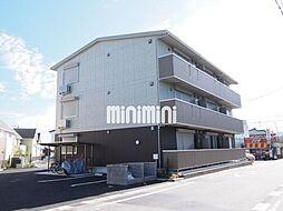 愛知県岡崎市美合町字入込の賃貸アパートの外観