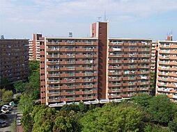 美浜東エステート6号棟[9階]の外観
