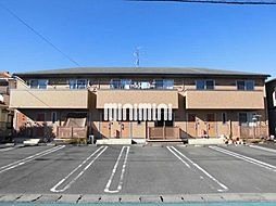 静岡県静岡市駿河区下川原1丁目の賃貸アパートの外観