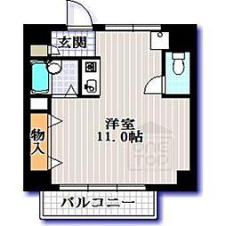 セピア良花園ビル[2階]の間取り