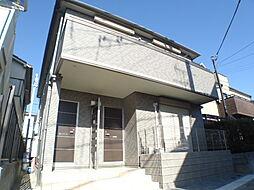 兵庫県神戸市東灘区御影2丁目の賃貸アパートの外観