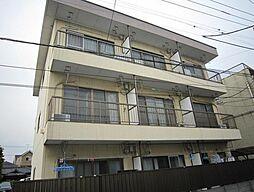 清田コーポ[3階]の外観