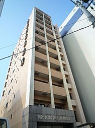 福岡県福岡市博多区上川端町の賃貸マンションの外観