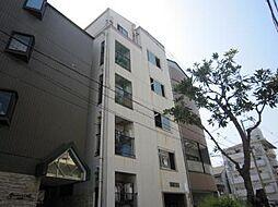 ニュー若草マンション[4階]の外観