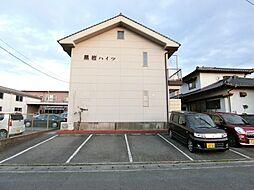 福岡県久留米市御井旗崎3丁目の賃貸アパートの外観