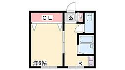 阪急神戸本線 六甲駅 徒歩22分