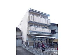 京都府京都市上京区北猪熊町の賃貸マンションの外観