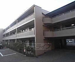 京都府京都市左京区北白川地蔵谷町の賃貸マンションの外観