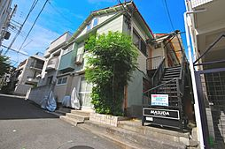 MASUDAアパートメント[204号室]の外観