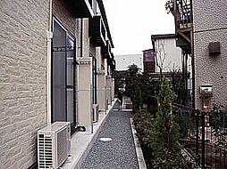 レオパレスフォンターナ[1階]の外観