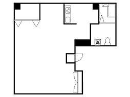 シティハウス彩[3階]の間取り