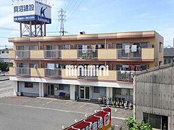 愛知県名古屋市中川区荒子5の賃貸マンションの外観
