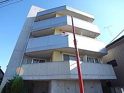 千葉県柏市東台本町の賃貸マンションの外観