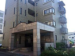 美サイレントマンション2[1階]の外観