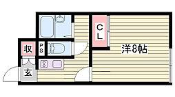 網干駅 4.6万円
