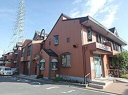 大阪府高槻市春日町の賃貸マンションの外観