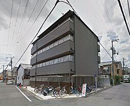 京都府京都市左京区高野蓼原町の賃貸マンションの外観