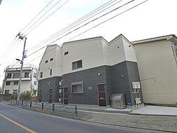 東京都葛飾区堀切1丁目の賃貸アパートの外観